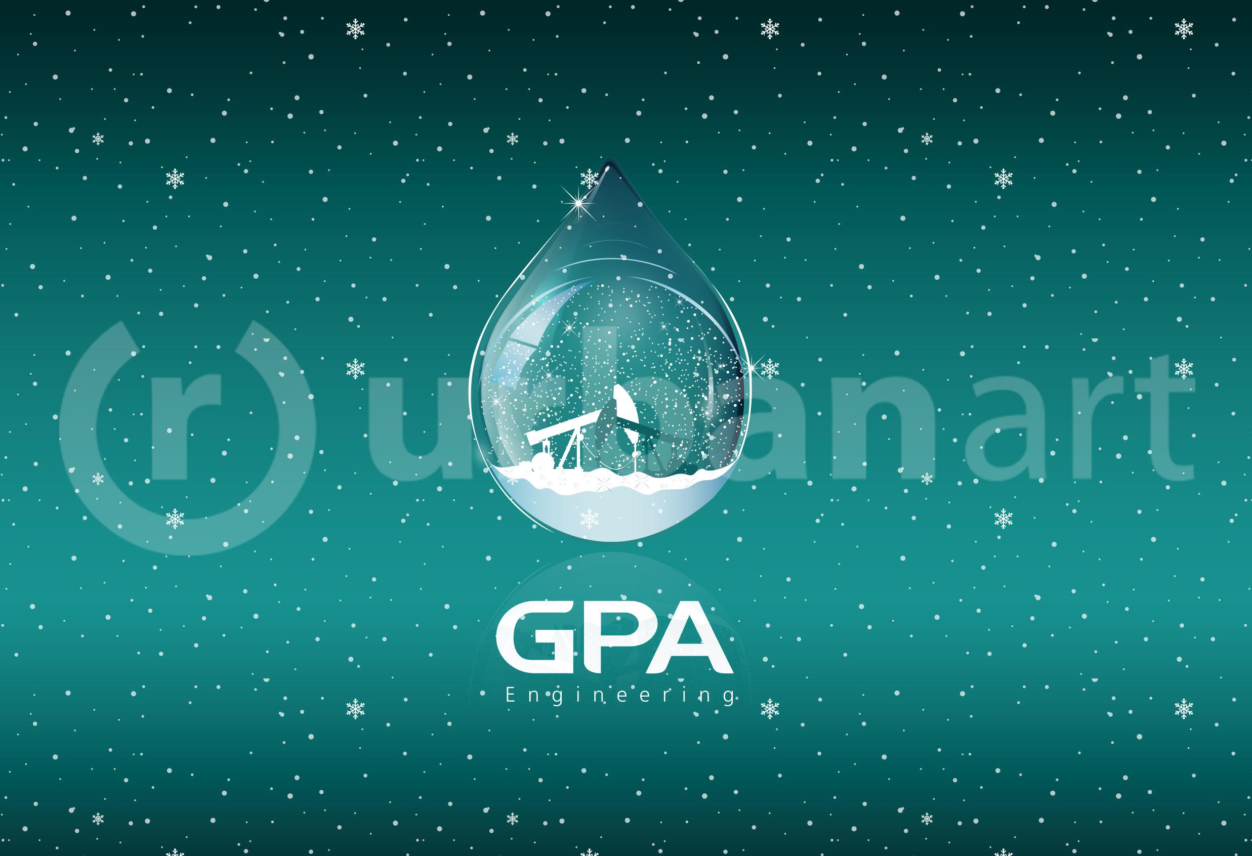 Разработка концепции новогодних подарков для GPA engineering