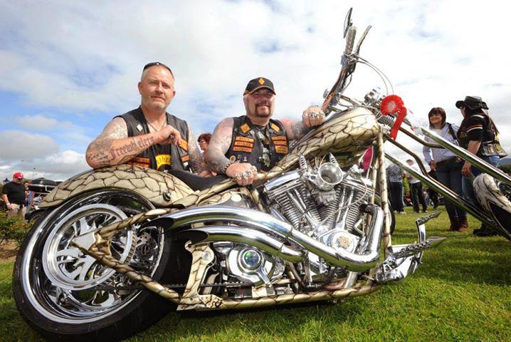 bike Wolf Brothers