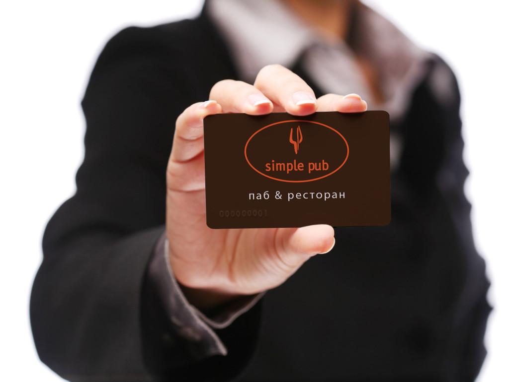 card Simple Pub