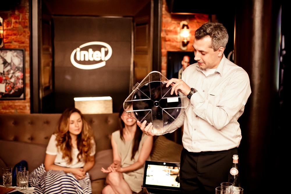 Конференция Intel