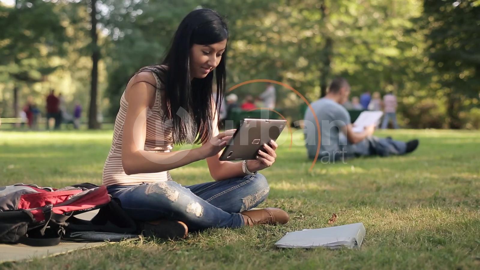 Создание ролика City wi-fi